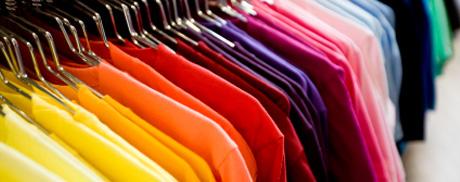 Textilien pflegen