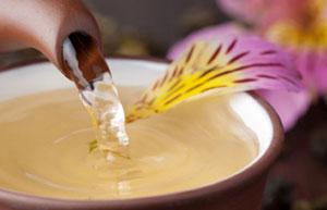 Les cérémonies du thé:<br>un moment de bien-être