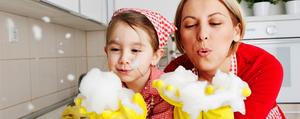 Blitz-Tipps: Aufräumen<br>im Handumdrehen