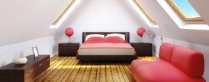 Echt schräg! Top-Tipps für Ihr Dachgeschoss