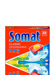Un paquet des Somat Classic