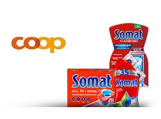 Les produits Somat à coop@home