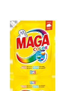 Eine Packung MAGA Color Gel