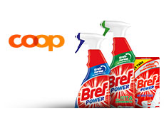 Bref-Produkte bei coop@home