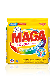 Eine Packung MAGA Color Compact