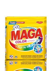 Un paquet de MAGA Color Compact