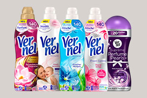 Les produits Vernel