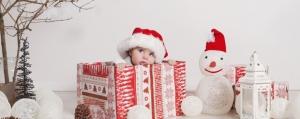 Kindersichere Wohnung an Weihnachten