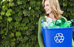 Trend Upcycling: Alte Flaschen im neuen Jahr nutzen