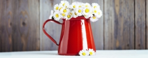 Frühling ganz fix - 4 blumige Deko-Tipps