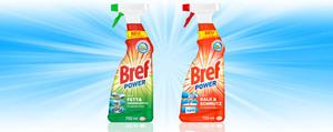 Bref Power - Den Schmutz perfekt im Griff!