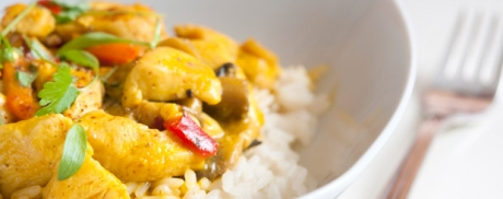 Poulet Curry Masala