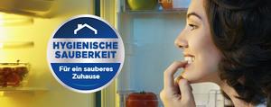 Das erste Mal: Kühlschrank reinigen