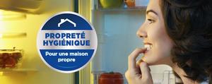 Débutants, attention: nettoyer le réfrigérateur
