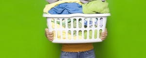 Das erste Mal: Wäsche sortieren in 4 Schritten