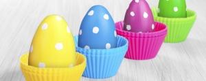 Décoration de Pâques: nids de Pâques insolites