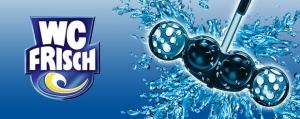 Die neuen Blauspüler von WC FRISCH Kraft-Aktiv!