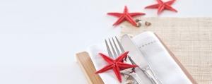 Vos souvenirs de vacances pour décorer la table