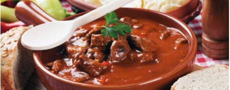 Soupe goulasch à la hongroise
