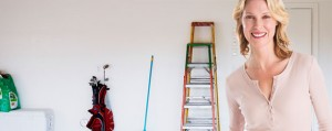 De la place: ranger le garage en toute simplicité