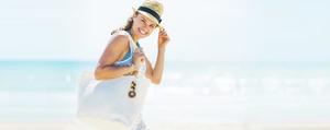 Checkliste: Strandtasche packen - das muss rein