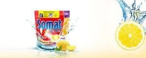 Neu: Somat Multi Gel Tabs mit Zitronenduft!