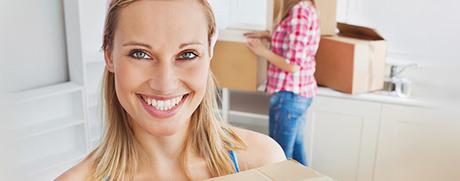 Das erste Mal: Checkliste fürs neue Zuhause