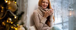 Noël: 5 idées éclair pour passer des fêtes relax