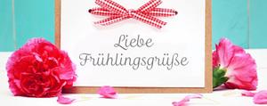 DIY-Geschenkidee: Blumen zu Muttertag & Co.