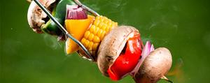 Be Veggie: Vegetarische Grillrezepte