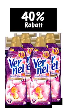 Vernel Aroma-Therapie Sandelholz-Öl & Gardenie (4 x 1 l Quattro)