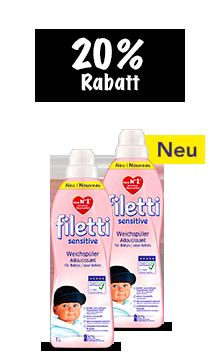 filetti Weichspüler