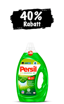 Persil ECO Gele (65 Wäschen)