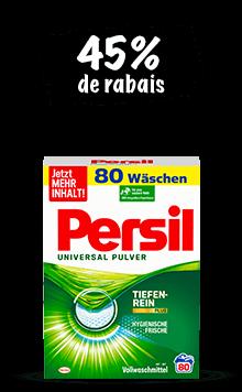 Persil Poudre (100 lessives)