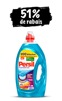 Persil Gel (100 lessives)