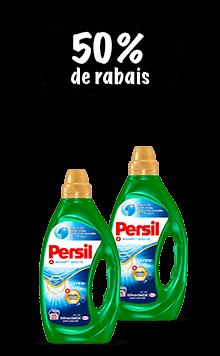 Persil Gel anti-odeurs (2 x 25 lessives)