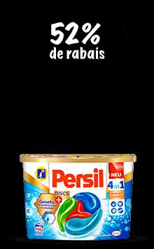 Persil DISCS anti-odeurs (46 lessives)