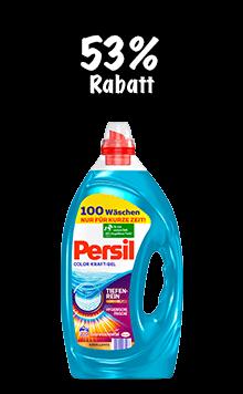 Persil Gele (100 Wäschen)