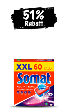 Somat Extra All in 1 (60 Tabs)