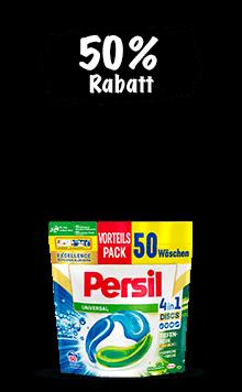 Persil Discs (50 Wäschen)