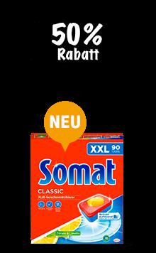 Somat Classic Zitrone & Limette (90 Tabs)
