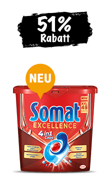Somat Excellence 4in1 Caps (48 Caps)