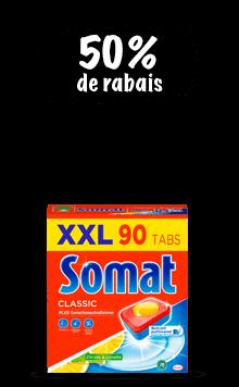 Somat Classic PLUS citron (90 Tabs)
