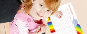 4 Tipps zum Schulstart - mit Stundenplan-Vorlage