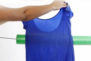 Life Hack: Knickspuren von der Wäscheleine vermeiden