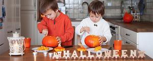Éliminer les taches de Halloween