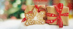 Weihnachten: Süsse Geschenkanhänger aus Guetzli