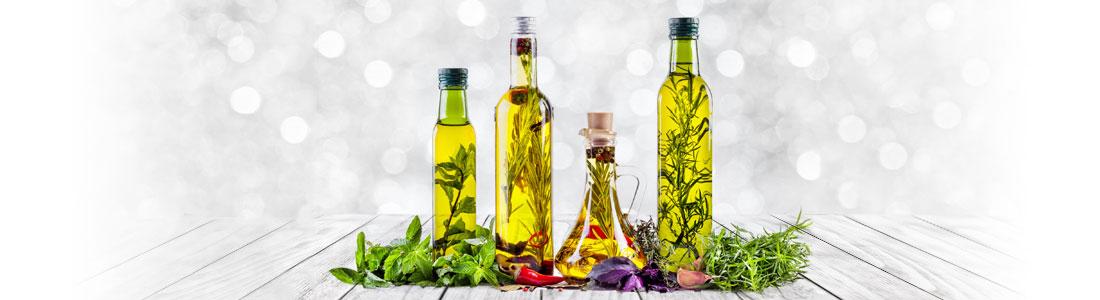 DIY-Weihnachtsgeschenk: Aromatisierte Öle