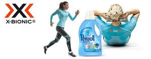 Mit Perwoll gewinnen: Fitness-Dress von X-BIONIC®!