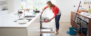 Geld sparen beim Spülen in der Geschirrspülmaschine